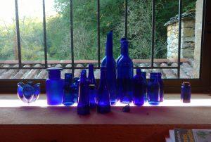 Blue near Villefranche